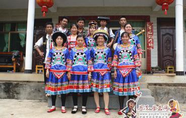 传承彝族文化 弘扬文明习俗