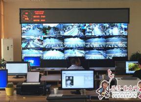 景东县电子警察二期项目建设通过验收