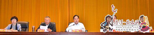 景东县部署县乡两级人大换届选举工作