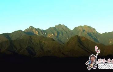 景福山水美无限,山有多高、水有多高!