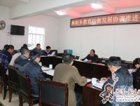 县人大常委会召开会议推进林街乡义务教育均衡发展工作