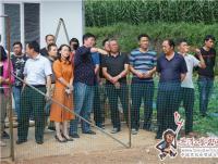 林街乡组织市县党代表、人大代表考察学习
