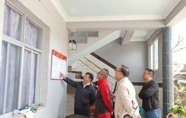 【脱贫攻坚进行时】上海金山市场公司考察组到林街乡考察对口帮扶项目