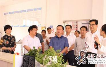 【脱贫攻坚进行时】景东县党政代表团赴上海金山区对接沪滇扶贫协作工作
