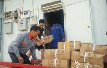 【脱贫攻坚进行时】景东再次发往浙江大学21吨扶贫产品